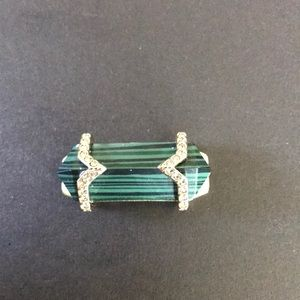 Malachite Keep Collective charm